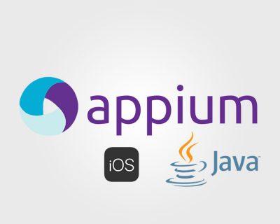 Appium- Automatyzacja testów aplikacji mobilnej (IOS) (Java)